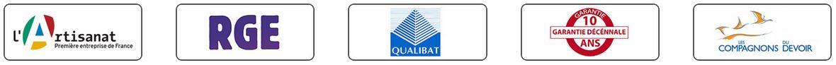 Certifications Plombier Artisans à Aulnay sous bois